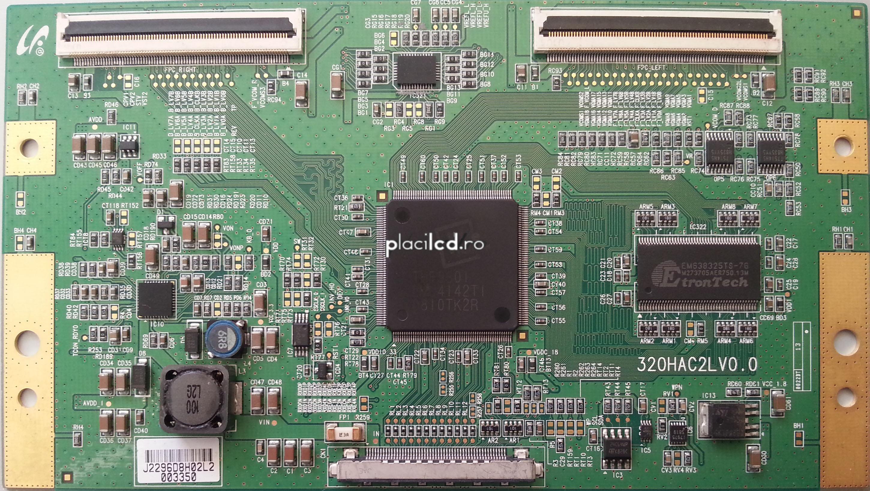 Placa LVDS 320HAC2LV0.0