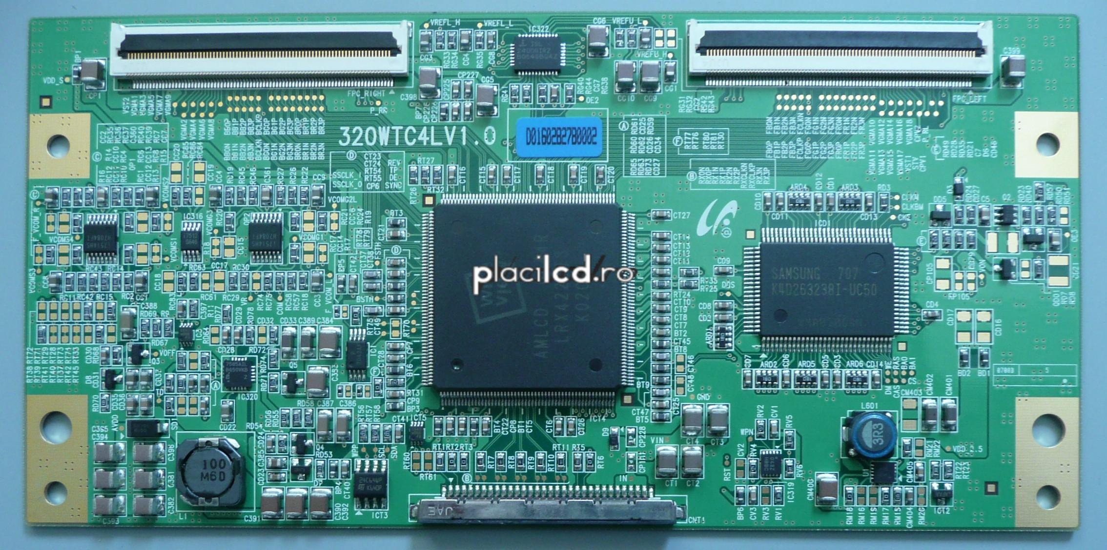 Placa LVDS 320WTC4LV1.0