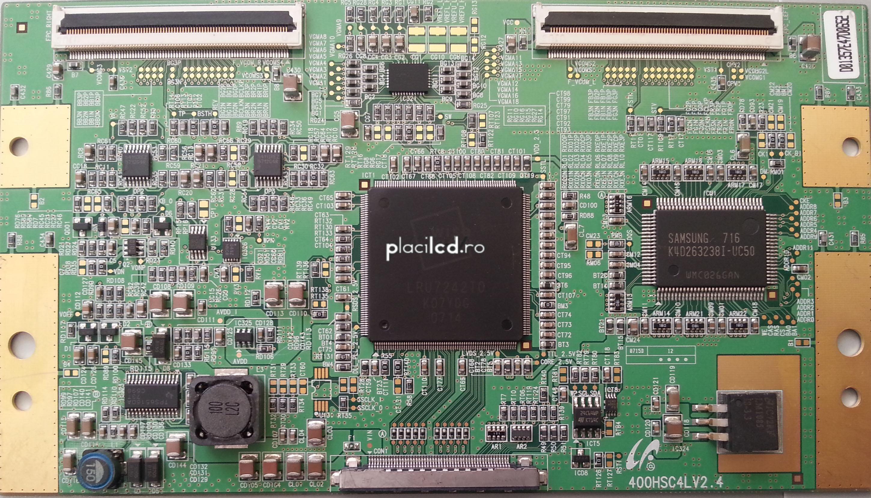Placa LVDS 400HSC4LV2.4