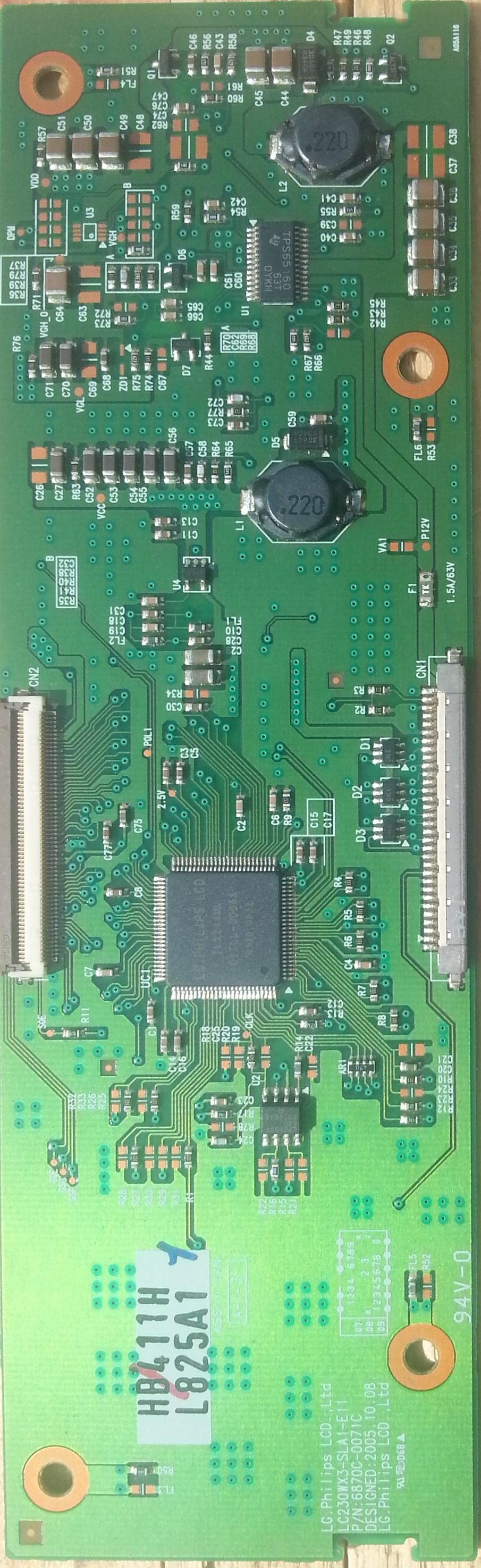 Placa LVDS 6870C-0071C