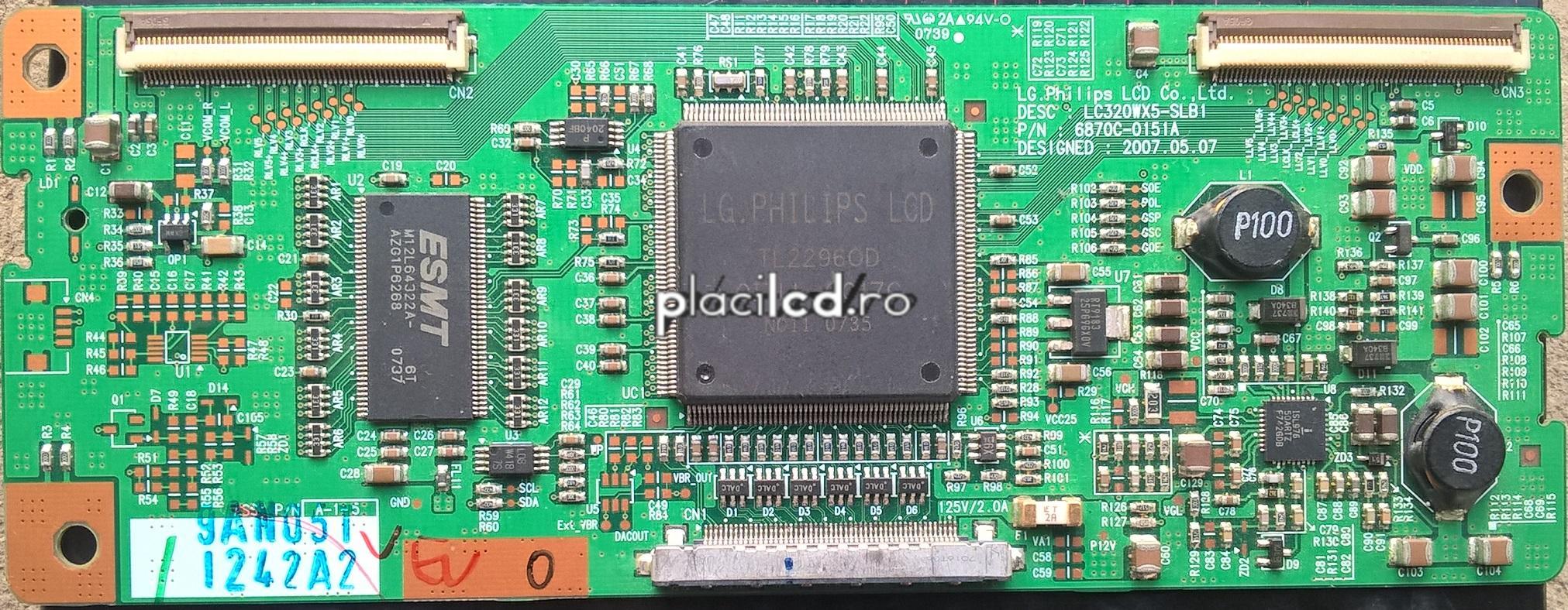 Placa LVDS 6870C-0151A