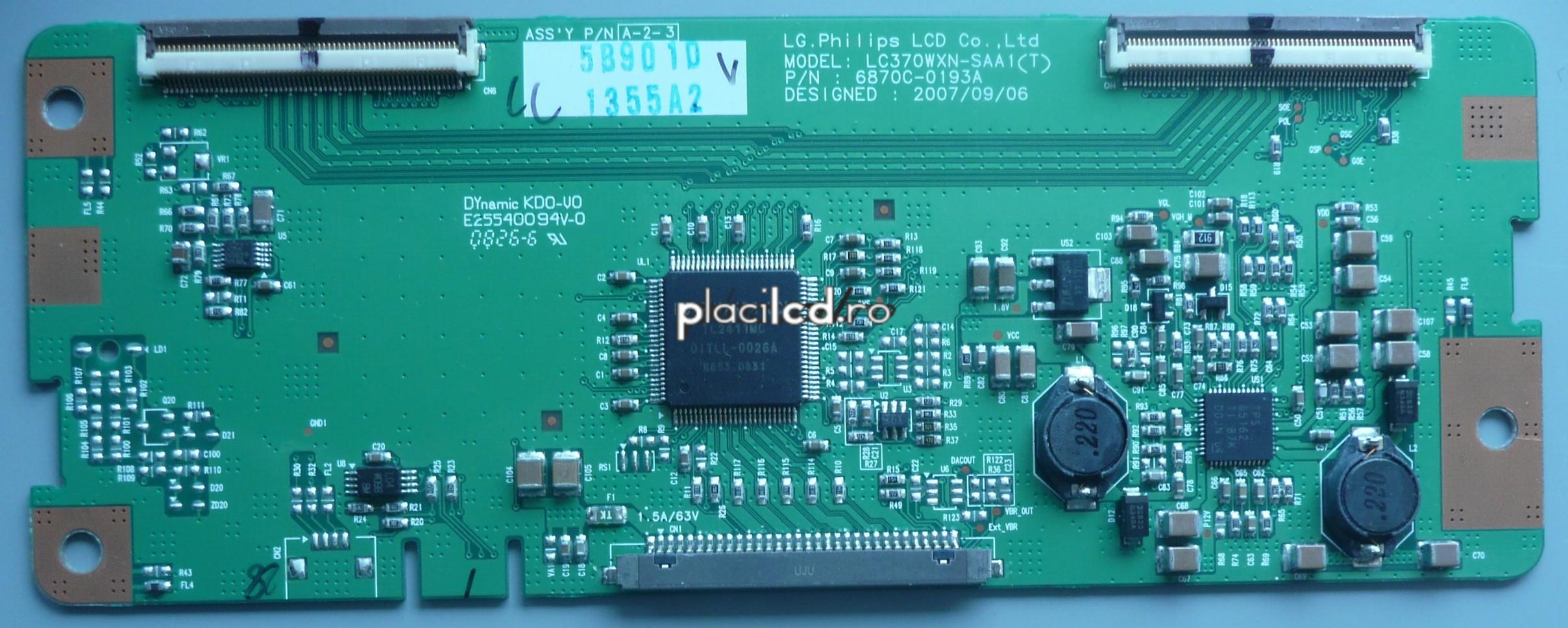 Placa LVDS 6870C-0193A