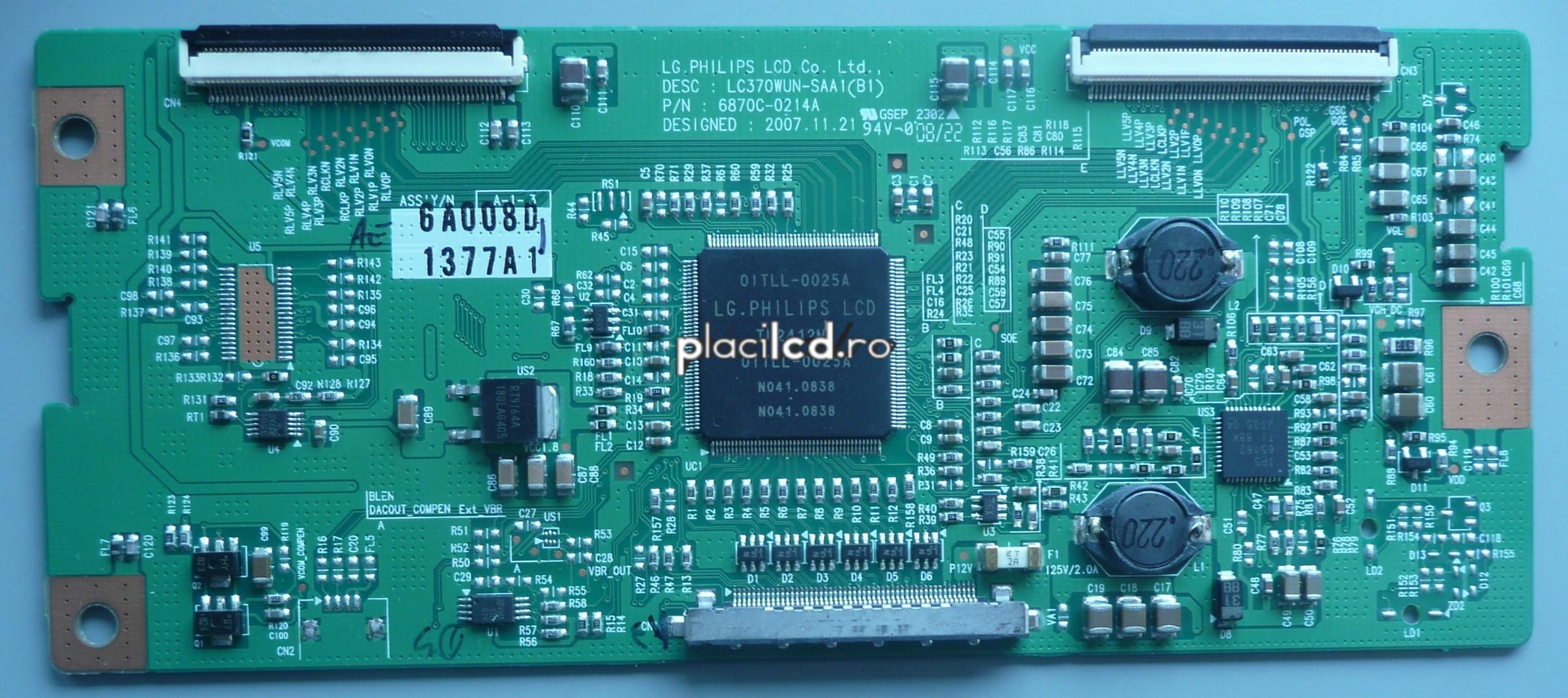Placa LVDS 6870C-0214A