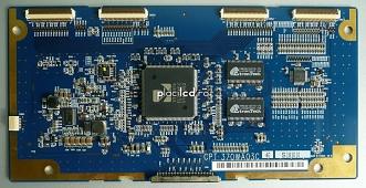 Placa LVDS CPT370WA03C