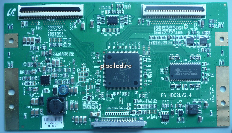 Placa LVDS FS_HBC2LV2.4
