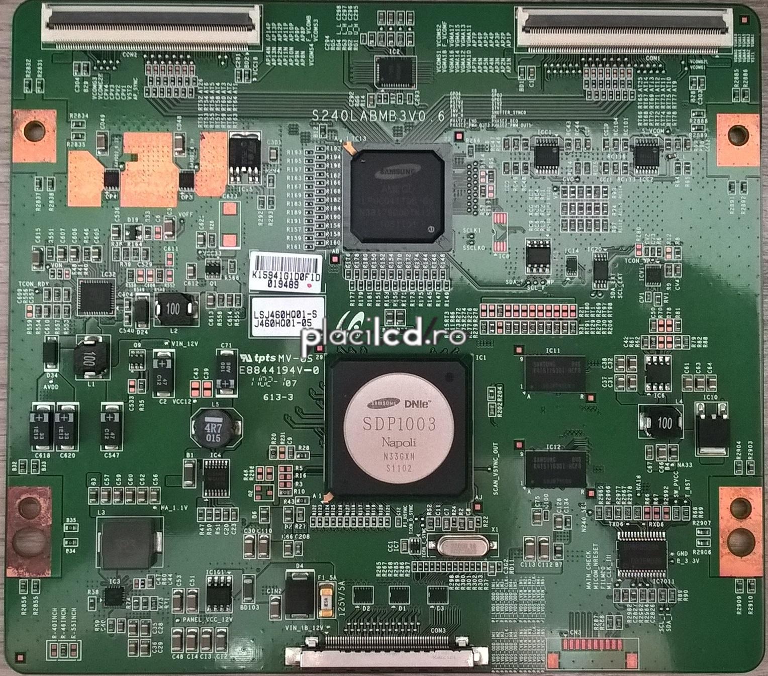 Placa lvds S240LABMB3V0.6