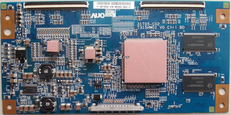 Placa LVDS T315HW01 V0 (31T05-C02)