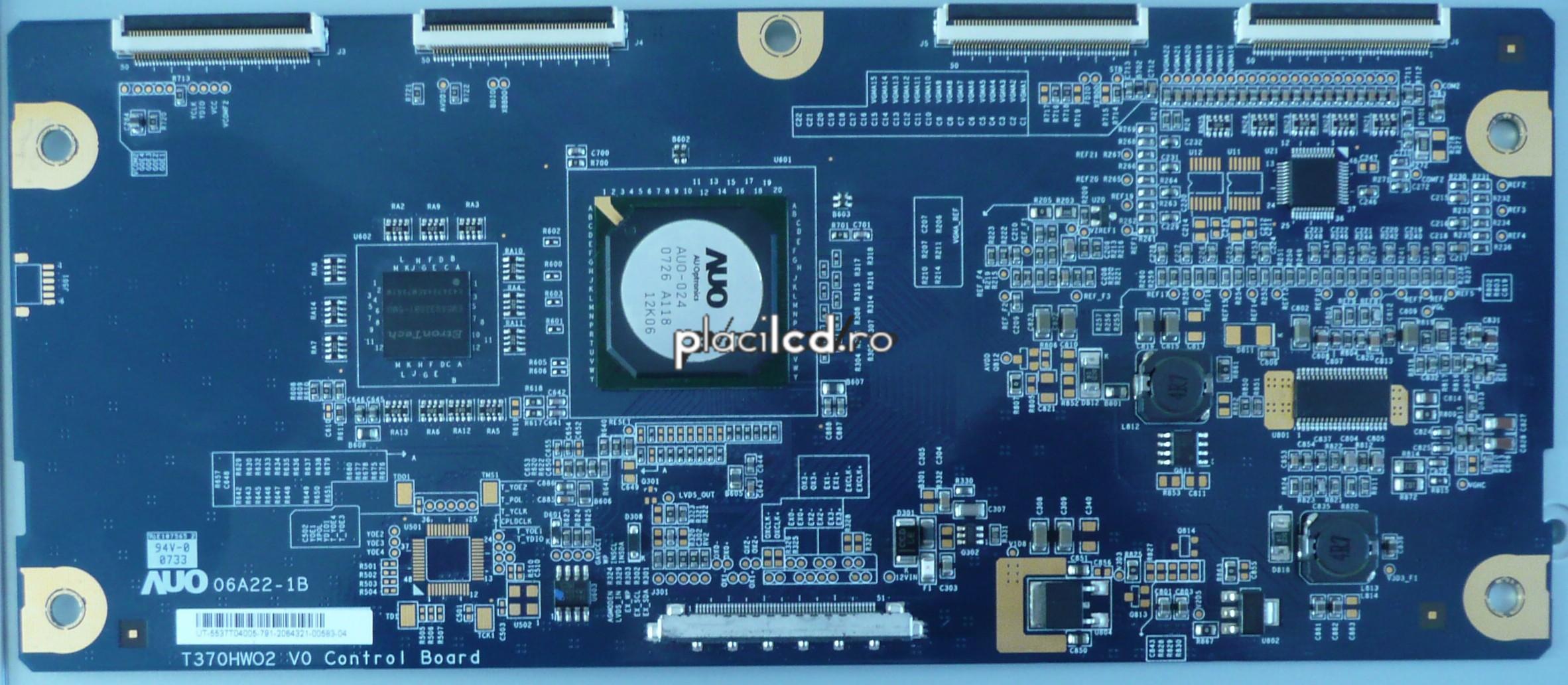 Placa LVDS T370HW02 V0 (06A22-1B)