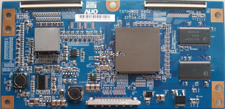 Placa LVDS T370HW02 V402 (37T04-C02)