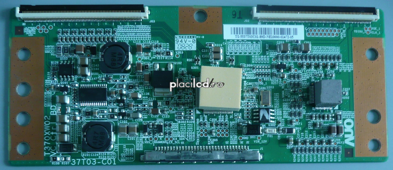 Placa LVDS T370XW02 VC (37T03-C01)