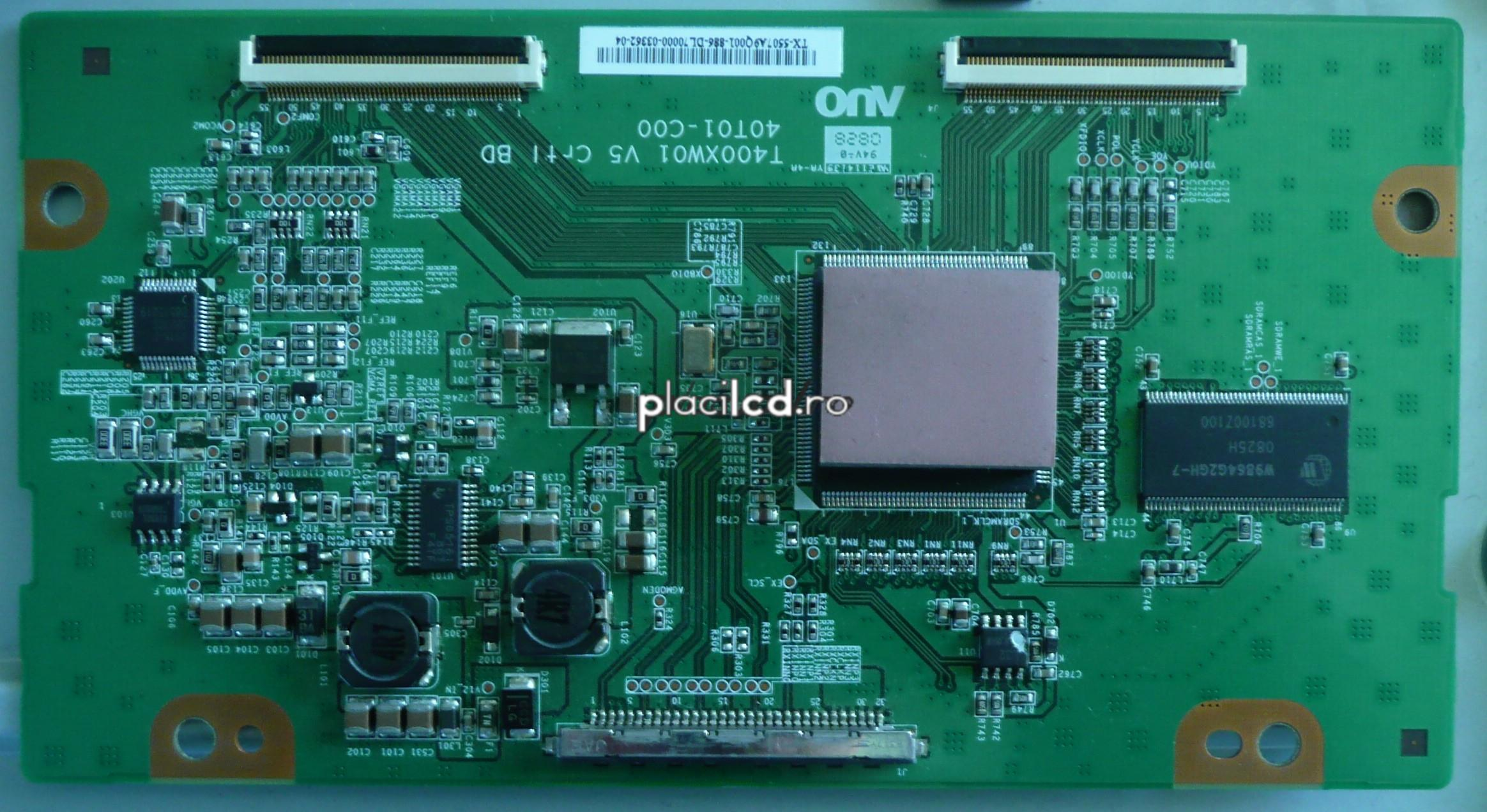 Placa LVDS T400XW01 V.5 (40T01-C00)