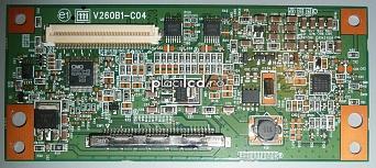 Placa LVDS V260B1-C04
