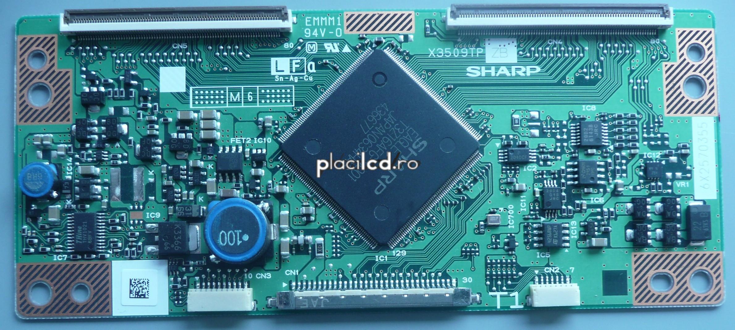 Placa LVDS X3509TPZB