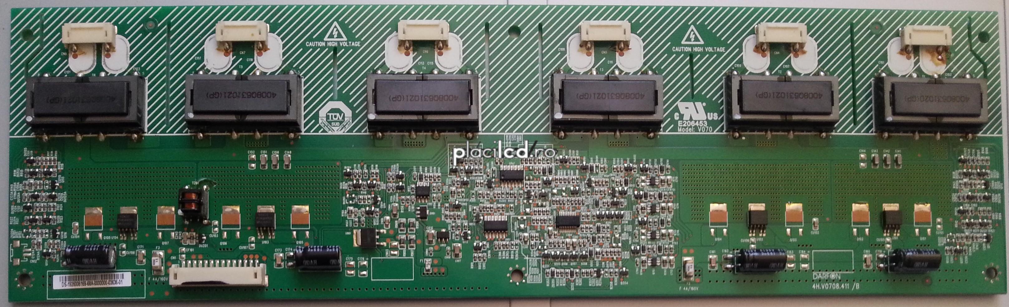 Placa invertoare 4H.V0708.411/B