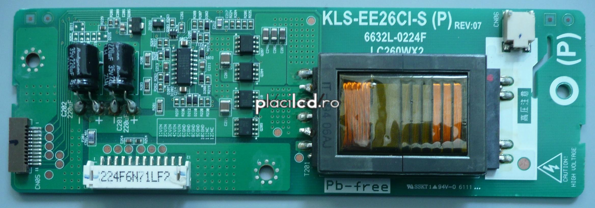 Placa invertoare 6632L-0224F