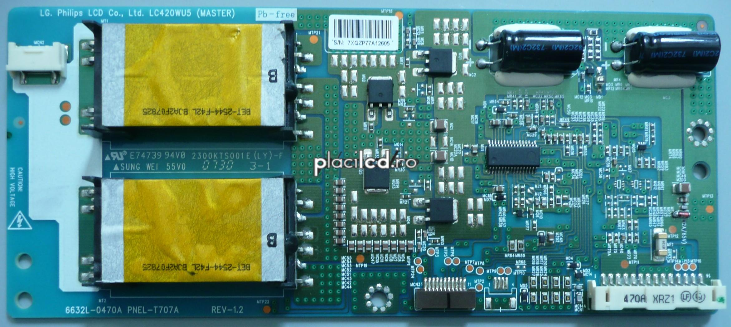 Placa invertoare 6632L-0470A