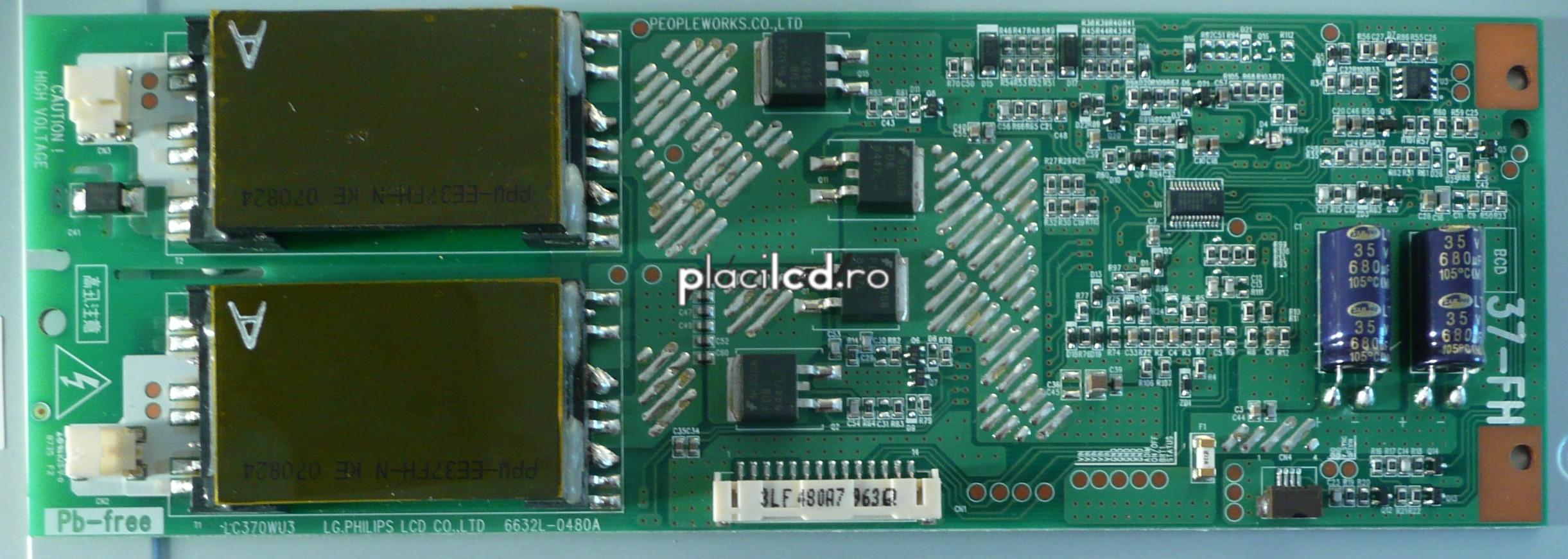 Placa invertoare 6632L-0480A