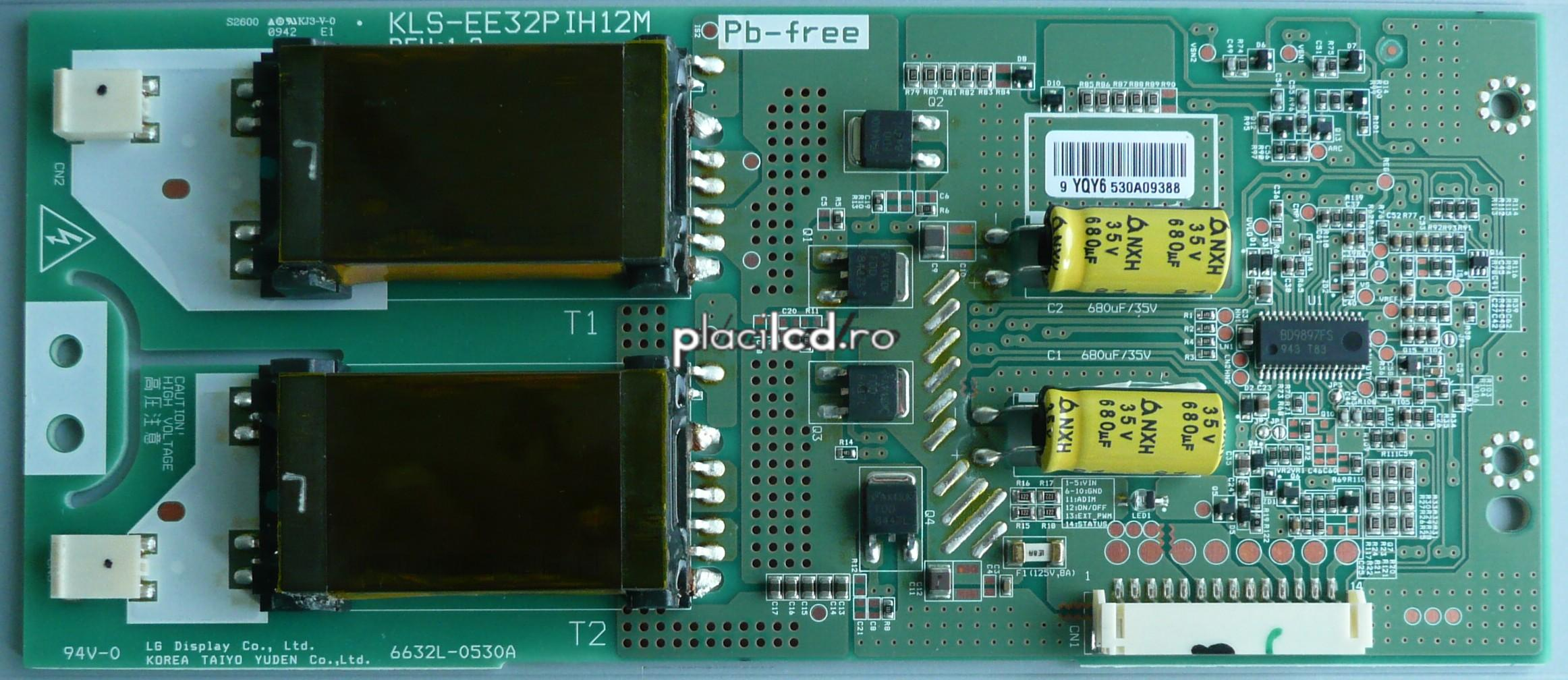 Placa invertoare 6632L-0530A