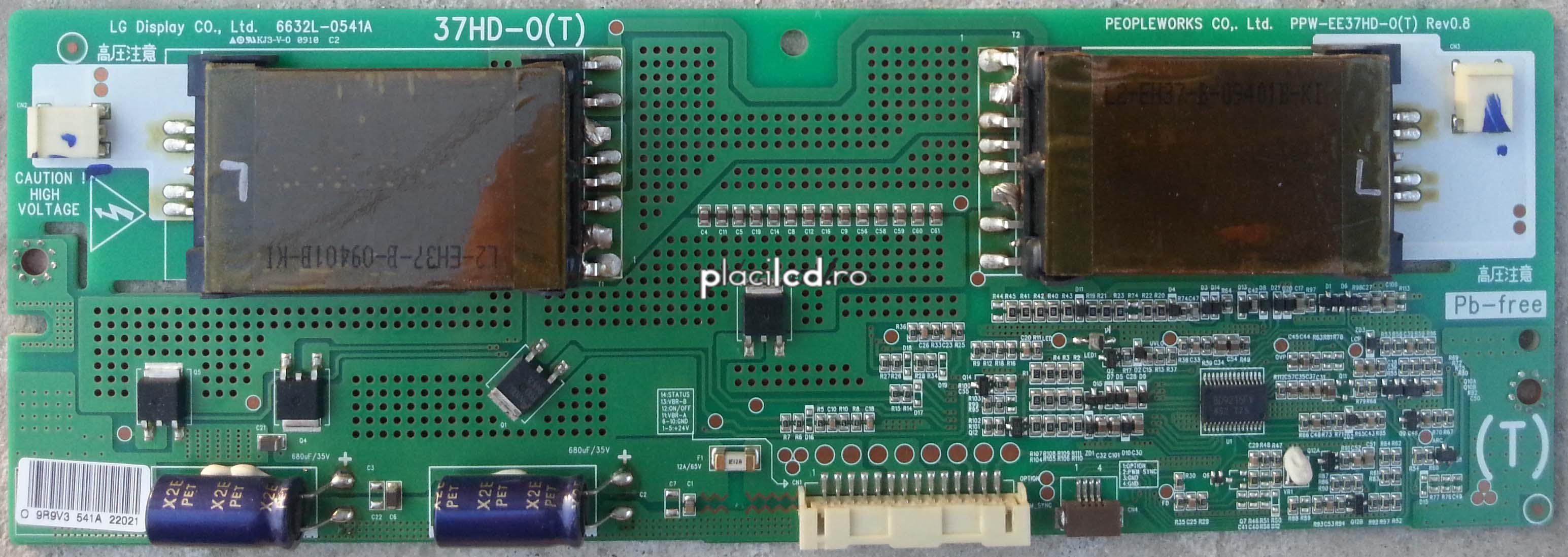 Placa invertoare 6632L-0541A
