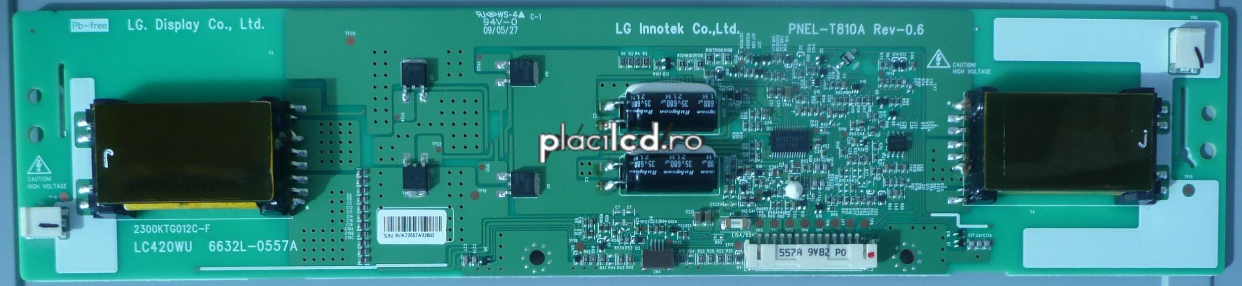 Placa invertoare 6632L-0557A