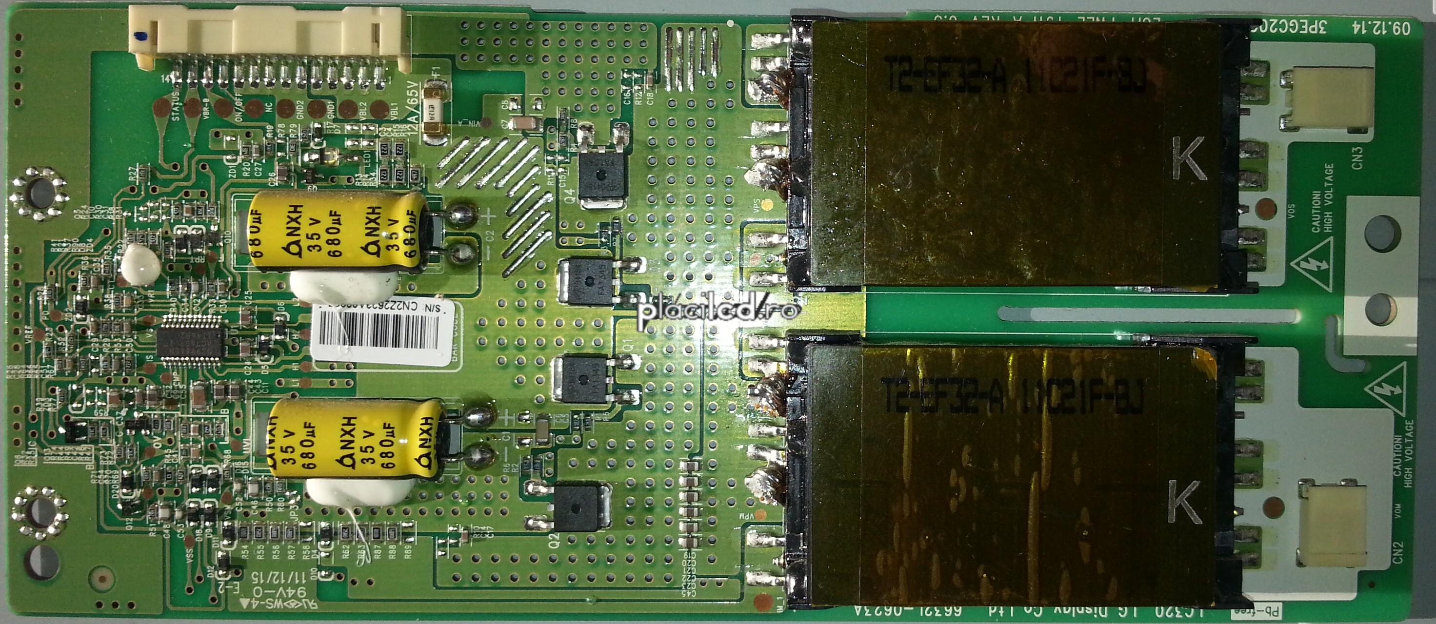Placa invertoare 6632L-0623A