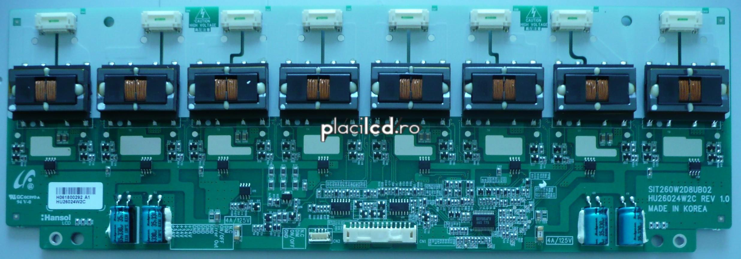 Placa invertoare SIT260W2D8UB02