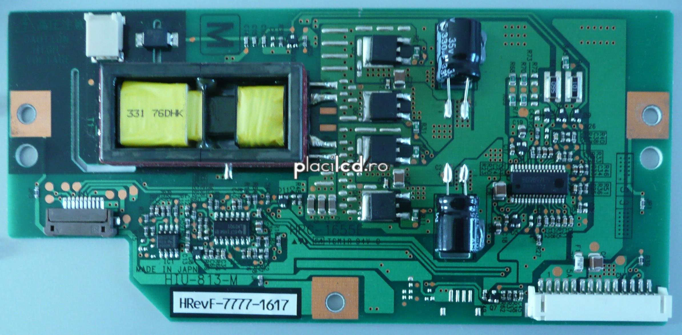 Placa invertoare HIU-813-M