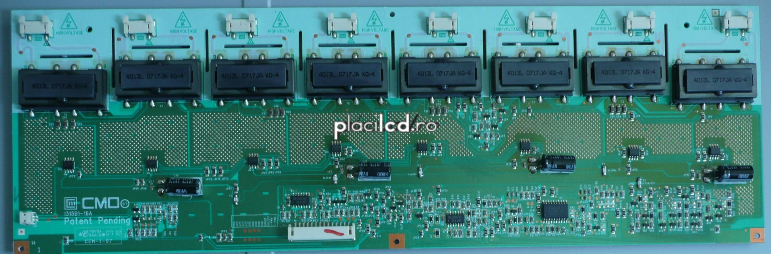 Placa invertoare I315B1-16A