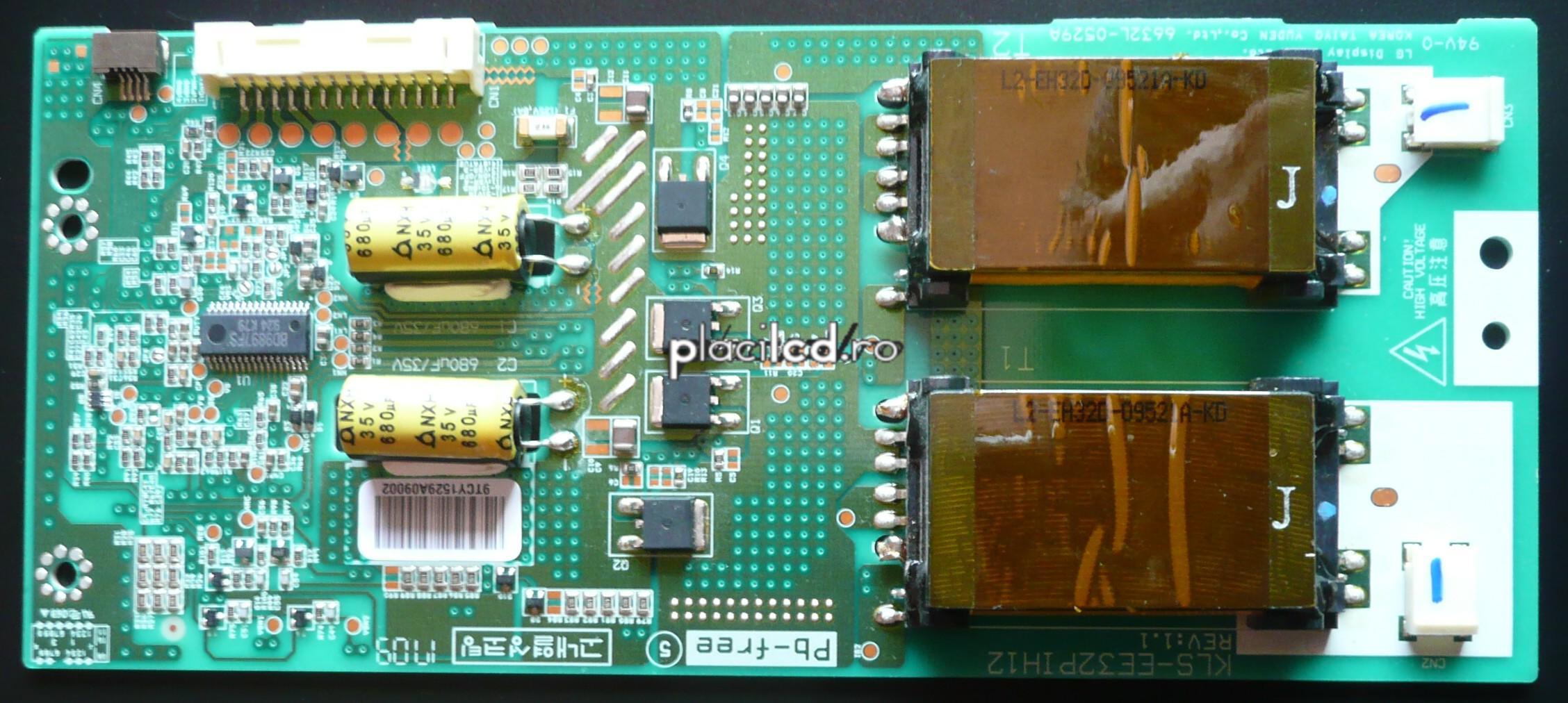 Placa invertoare 6632L-0529A