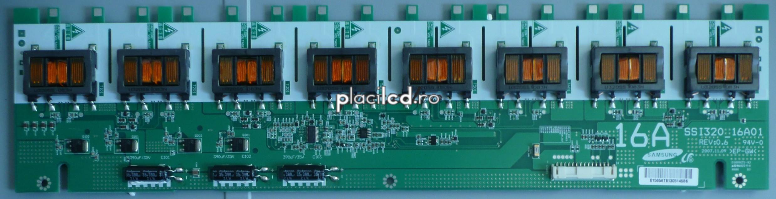 Placa invertoare SSI320_16A01