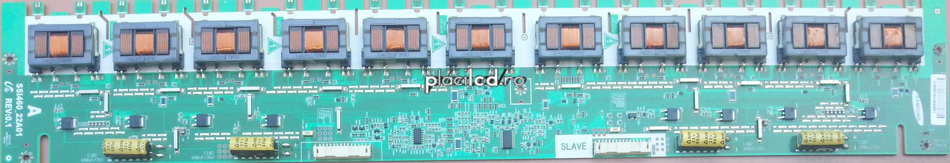Placa invertoare model SSI460_22A01