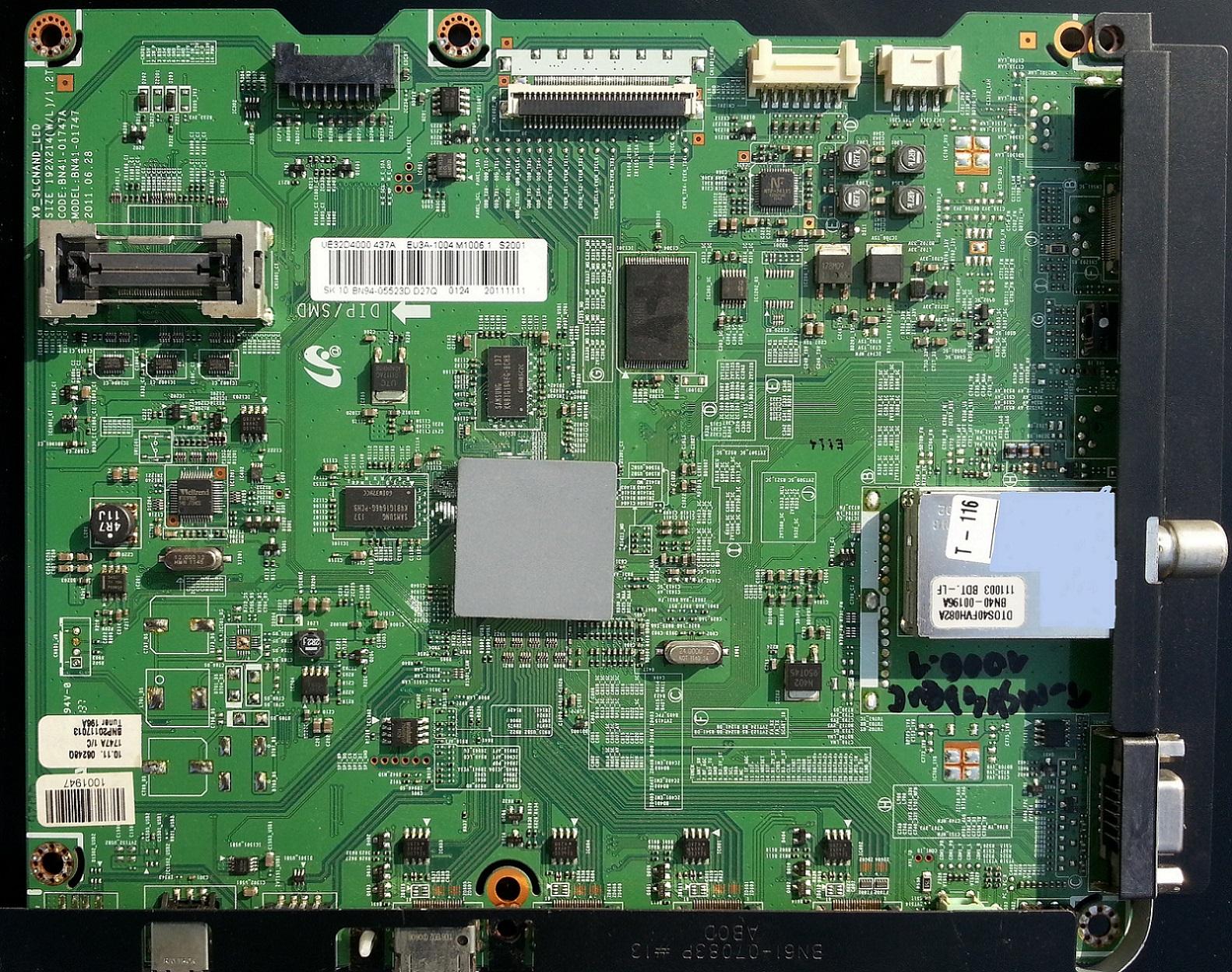 Placa de baza, BN94-05523D