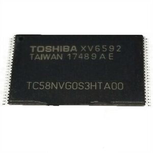 Memorii nand TC58NVG0S3HTA00