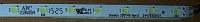 Bagheta cu 40 leduri, cod 2D01148 Rev. D