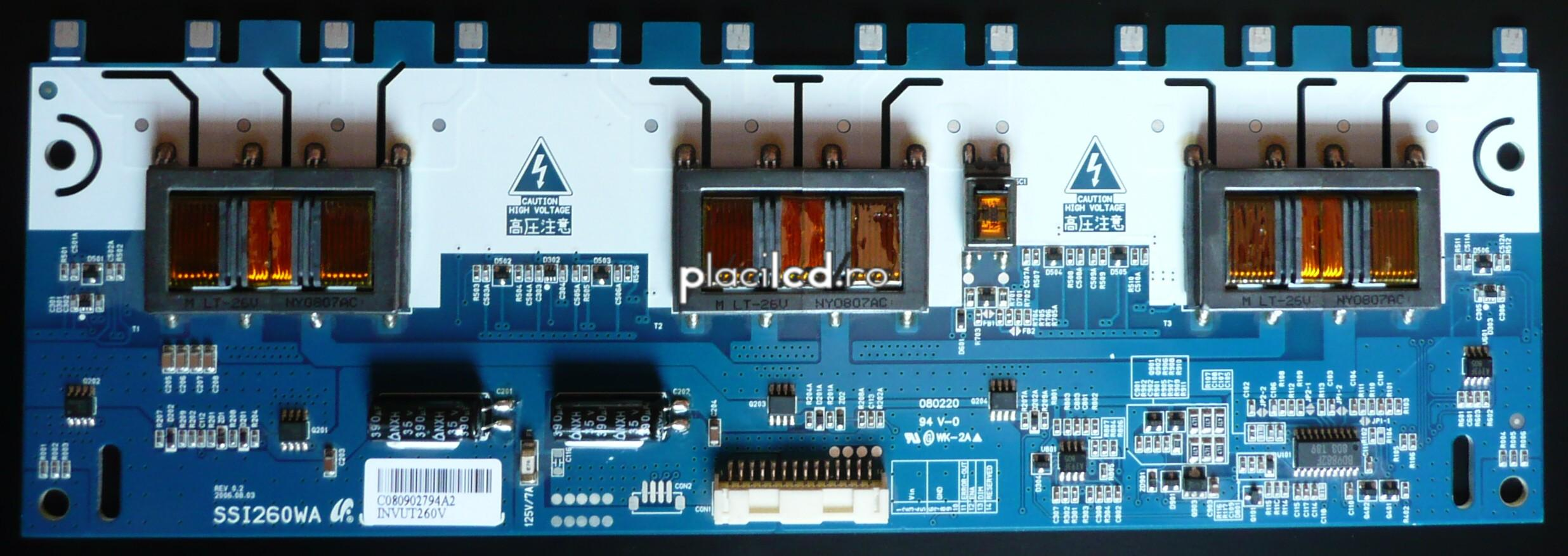 Placa invertoare SSI260WA