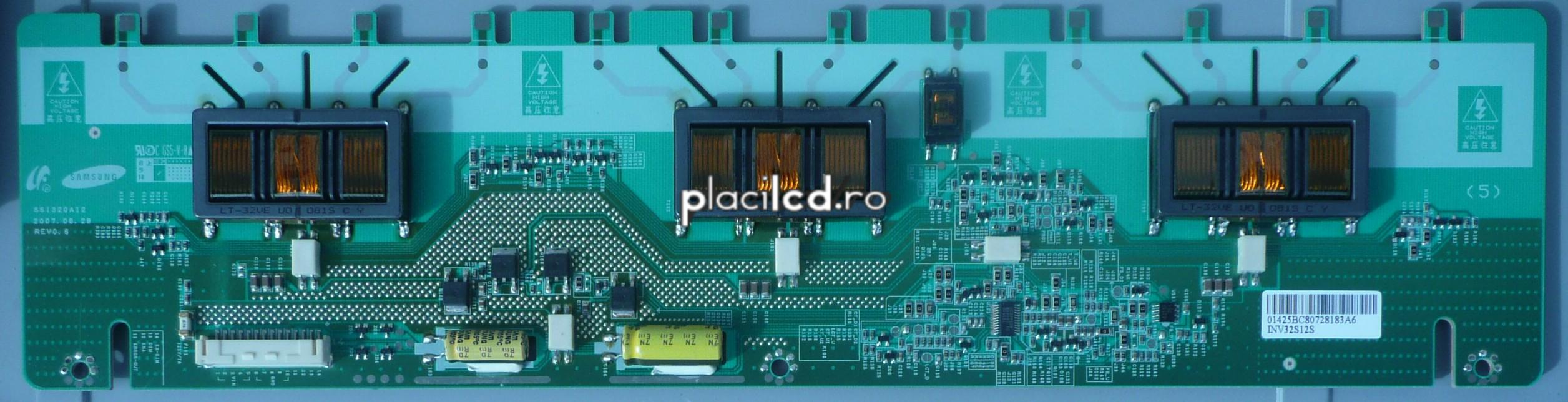 Placa invertoare SSI320A12
