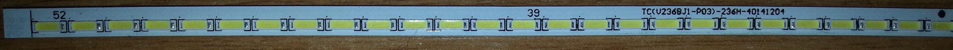 Bagheta cu 52 leduri, cod V236BJ1-P03